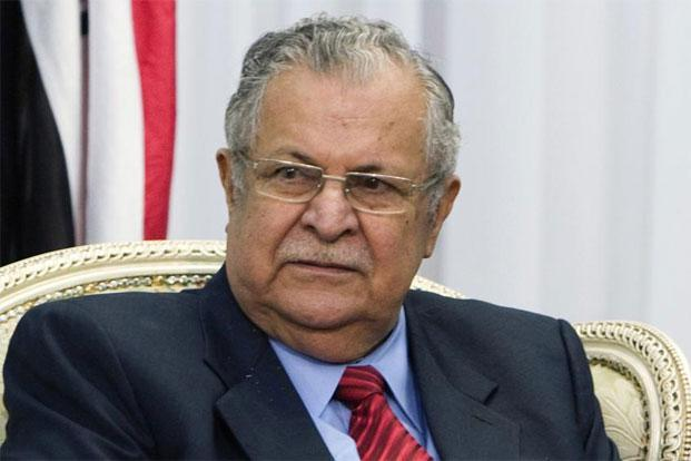 Kurdish political sources said that Iraqi President and Kurdish leader Jalal Talabani is