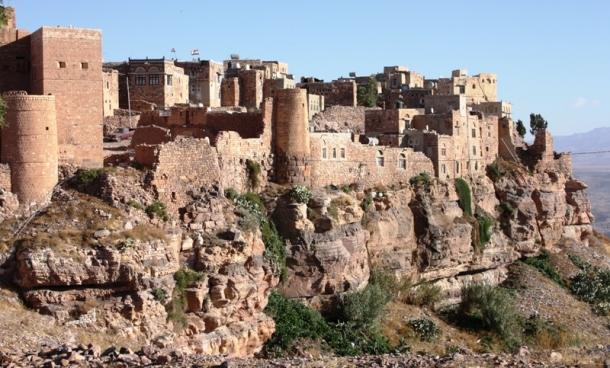 Kawkaba, Yemen