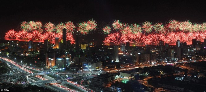 KUWAIT OPEN JUBILEE CELEBRATION