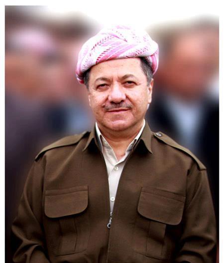 KURDISTAN MASSOUD BARZANI