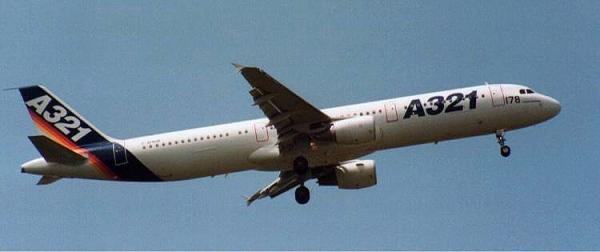 A321 Airbus