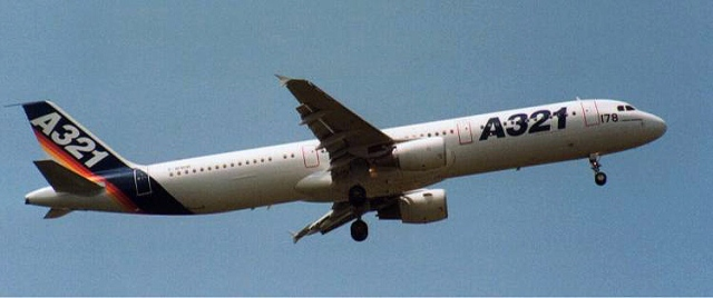 A321 Airbus