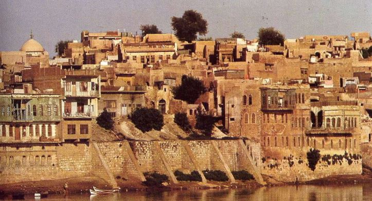 MOSUL BEFORE UNDER ISIS CONTROL