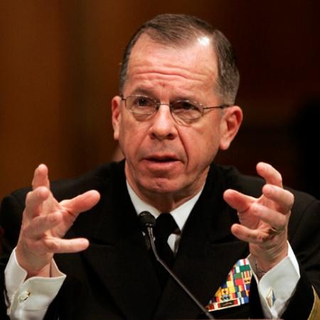 Former Joint Chiefs Chairman Adm. Michael Mullen . (AP Photos/Susan Walsh)