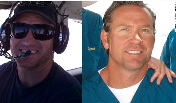 NAVY SEALS WHO WERE KILLED: GLENN DOHERTY AND TYRONE WOODS