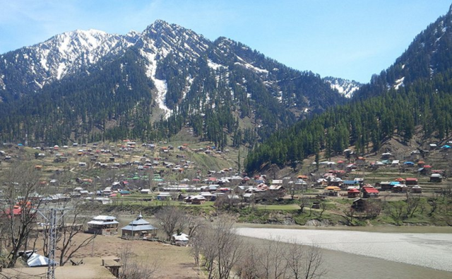 Kashmir, Pakistan