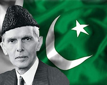Pakistani Founder, Quaid E- Azam Muhammad Ali-Jinnah, died in 1943