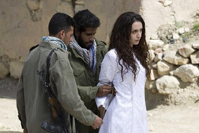 Stoning Scene from the movie The Stoning of Soraya M. (a true story)