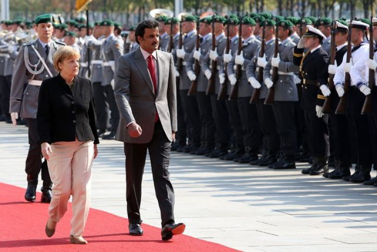 His Highness Sheikh-Tamim-Bin-Hamad-al-Thani-the-eighth-and-current-emir