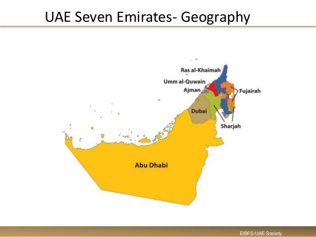 UAE 7 STATES