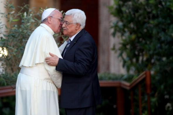 Vatican recognition of Palestinian State