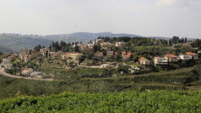 West Bank photo