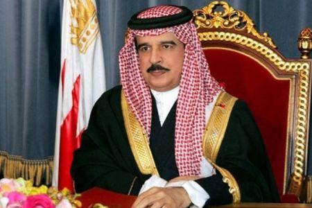 Bahraini President King Hamad bin Isa al-Khalifa