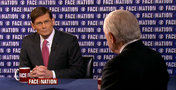 CIA MICHAEL MORELL INTERVIEW