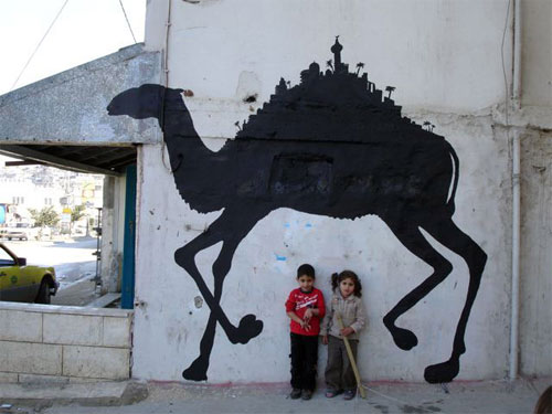 CONFLICT ART Middle-East-street-art