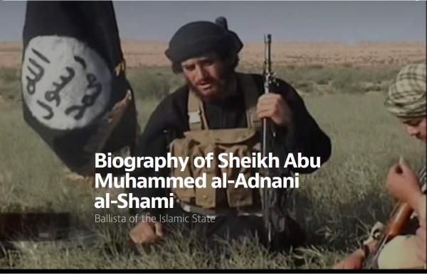 IRAQ al-adnaniShaykh Muhammad al-Adnani BEST PIX