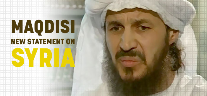 ISIS maqdisiediotAbu Muhammad al-Maqdisi