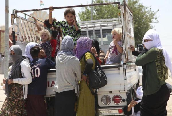 Yazidi/ Yezidi