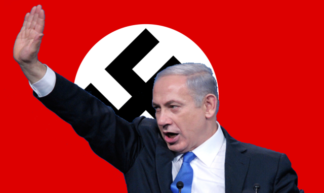 israel netanyahu_shows_his_true_colours____by_jejejeje823-d9dzz7q