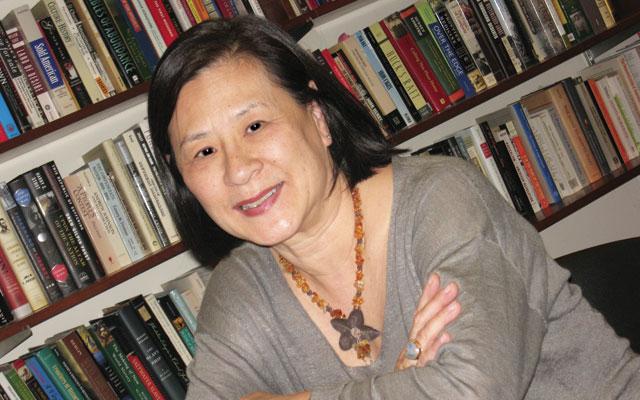 Mae Ngai, Columbia History Professor