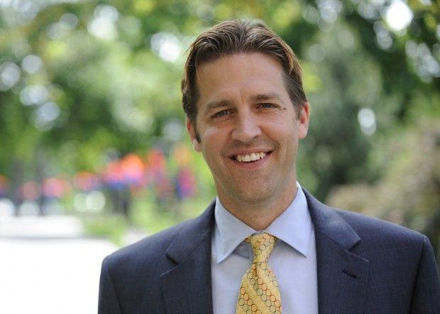 Nebraska republican US Senator Ben Strasse