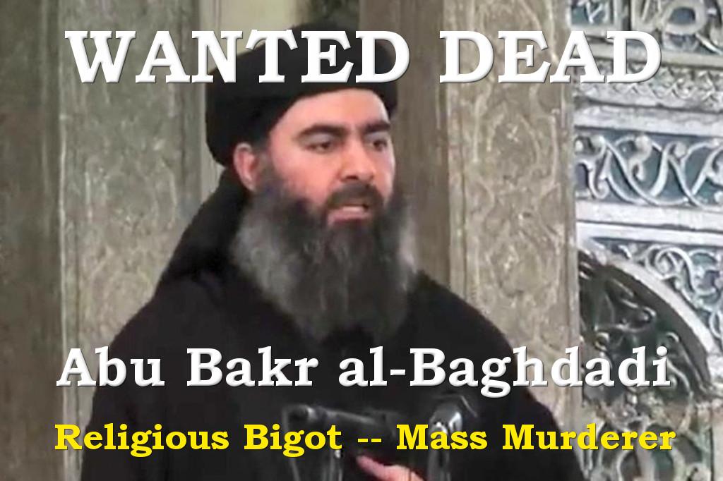 SYRIA Abu-Bakr-al-Baghdadi