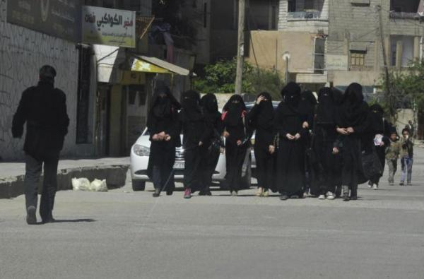 Syrian teachers threatened by ISIS