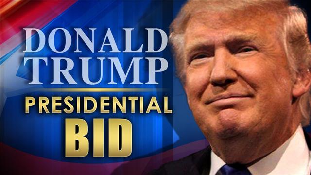 TRUMP Donald+Trump+Presidential+Bid