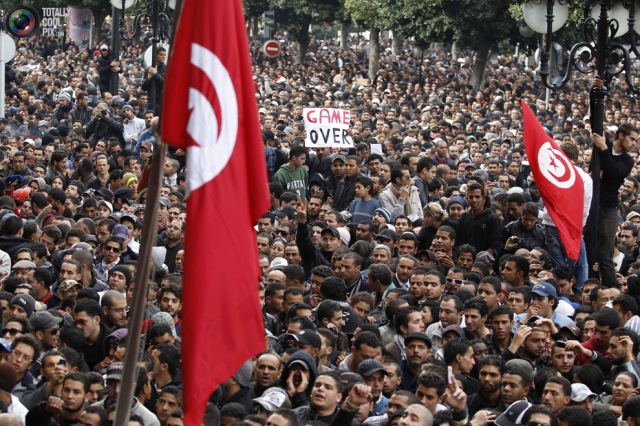 Tunisian protests