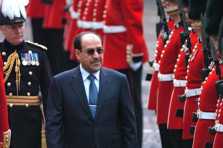 Shia Iraqi PM Nouri al-Maliki from 2006- 2014