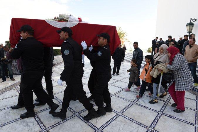 bus bombing in Tunisia