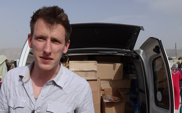 Peter Kassig, executed