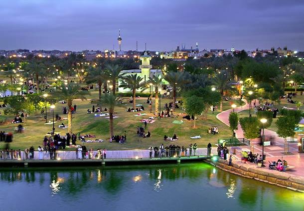 SAUDI ruhsa_phototour32Salam Park in Riyadh City