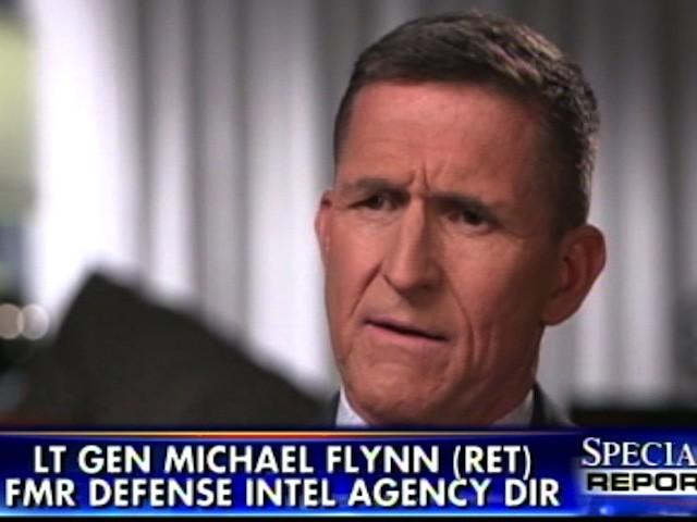 Retired Lt. General Michael T. Flynn