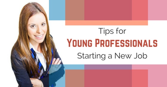 FIRST JOB young-professionals-starting-job