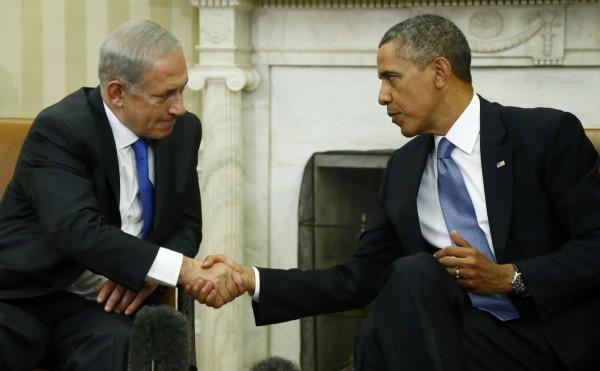 ISRAEL 0930_obama-netanyahu