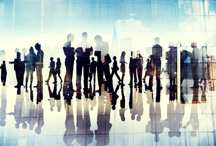 millenials business-people