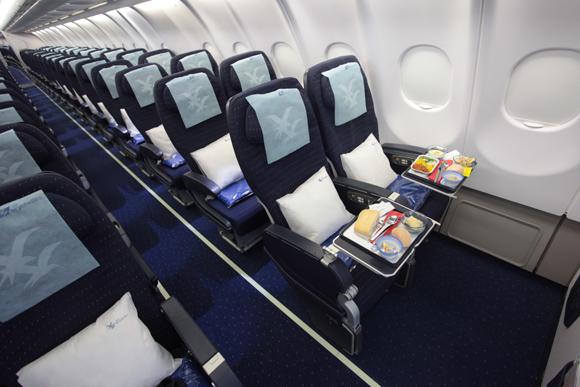 Seychelles Airlines economy