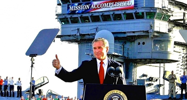 bush mission accomplishrd The-Iraq-War-800x430