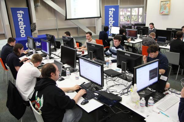 Facebook tech workers