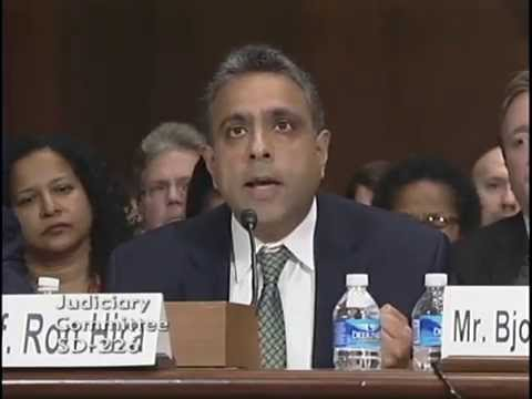 Howard University Professor, Ronil Hira testified in Congress about H-1B visas.