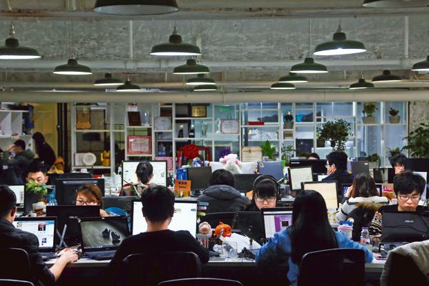 disney tech asianworkers
