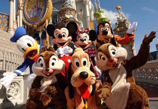 DISNEY Walt-Disney-World-Orlando-Florida-guides