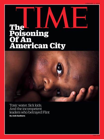 Flint, MI Lead Water Supply Problem