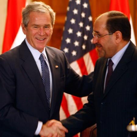 IRAQ Nouri al-MalikiPresident+George+W+Bush+Visits+Troops+Iraq+08ZoXUrOMaxl 90