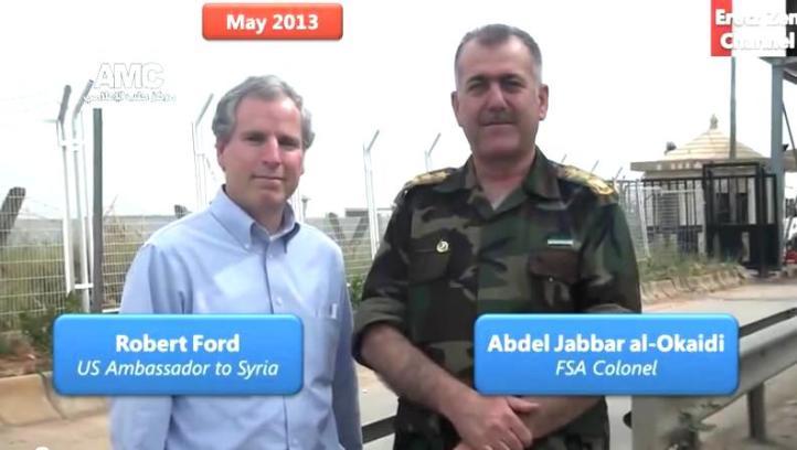 SYRIA GREAT AMB FORDFordOkaidi