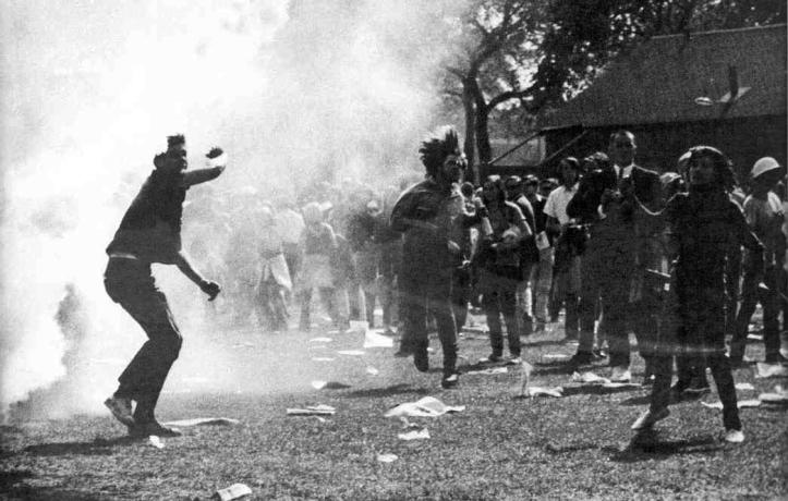 1968 Convention Riots