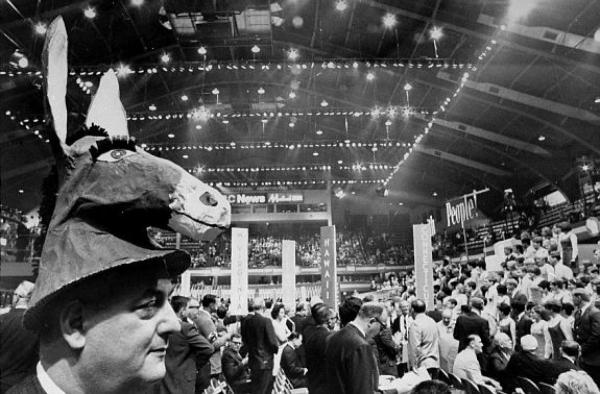 1968 Chicago Democratic Convention