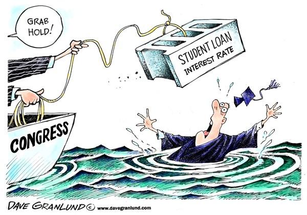 college student loan great cartoon 134456_600