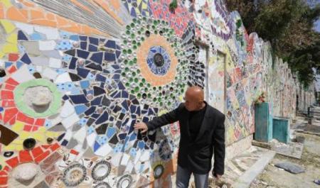 Syrian artist Moaffak Makhoul